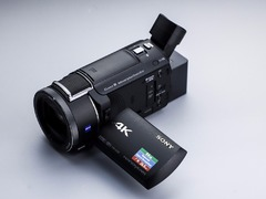 快捷编辑功能省时省力 索尼AX60家用4K摄像机评测