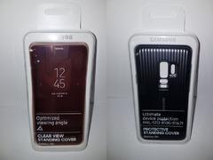 材质和颜色花样最多的官方配件? 三星S9手机壳曝光