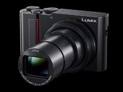 松下发布旅行小变焦ZS220 搭载1英寸CMOS支持15X光变