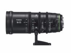 针对专业视频拍摄 富士将发布两支X系列无反电影镜头