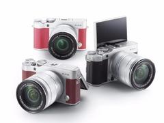 富士X-A3/X-A10将发布新固件 支持新款电动变焦镜头