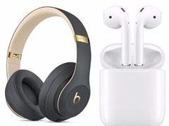 凯基证券:苹果或推出AirPods二代与高端头戴耳机