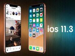 苹果下周发布新系统,开放降频权限的iOS 11.3究竟值不值得升级?