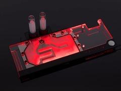 冷头也玩RGB!顶级水冷厂商EK推出AMD Vega显卡水冷头
