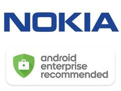 新诺基亚6/7 Plus/8 Sirocco加入安卓企业推荐项目