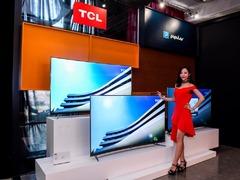 让每一秒家庭时光更美好 TCL电视新品发布会在沪举办