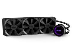 NZXT推出全新360mm水冷散热器——Kraken 海妖X72
