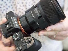 适马表示会出专为FE卡口设计的镜头 新镜头也会覆盖