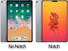 6月亮相!苹果新iPad Pro准备就绪:刘海屏+面容识别
