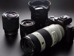 问答:索尼A7系列全画幅微单相机怎么选镜头?