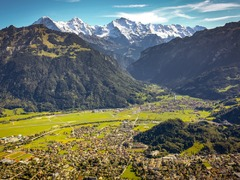 风光无限好 佳能EOS 5D Mark IV邂逅瑞士绝美小镇