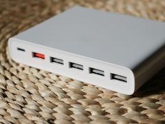 满足所有充电需求 小米USB充电器60W快充版图赏
