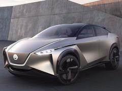 扩大纯电动阵容  日产将推出IMx概念SUV量产版