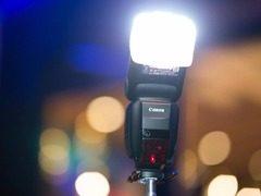 几乎可取得本行拍摄需要的 佳能600EX II-RT闪灯实拍体验