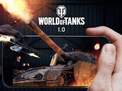 凭空变坦克 徒手拆坦克 《坦克世界AR》测试版上架