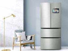 小米众筹四门冰箱上架:462L+10.1寸触摸屏,3999元