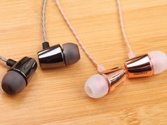 质感十足!雷柏VM120入耳式游戏耳机评测