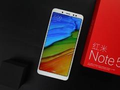 性能好 续航长 还有AI双摄 红米Note 5再次开售