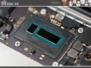 编辑部的故事 2015款MacBook Pro清灰涂硅脂实录