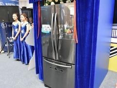 打造质感生活 三星发布美式style冰箱及双驱洗衣机