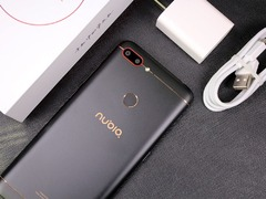 续航水平强悍的全面屏手机 努比亚N3图赏