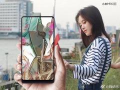 四千年美女为小米MIX 2S做宣传 手机比人还要美