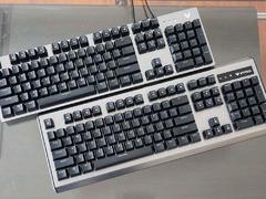 红外触发和防水特性 雷柏V530L/V720L机械键盘评测