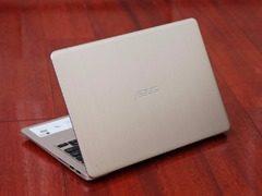 颜值出色 各方面水准均衡 华硕S4100V笔记本图赏