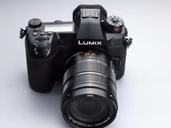 连拍最高可达60张/秒 松下顶级微单相机LUMIX G9降价