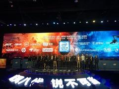机械师新品亮相英特尔8代酷睿处理器全球发布会