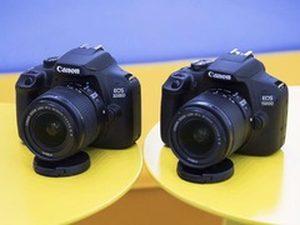 入门新宠 佳能EOS 1500D/3000D单反相机外观图赏