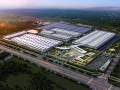 游侠汽车超级工厂正式开工 全新车型四季度发布