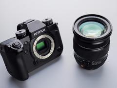 支持高码流4K拍摄 顶级微单富士X-H1机身售12790元