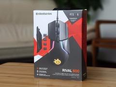 搭载双传感器的电竞之王!赛睿 Rival 600 鼠标评测