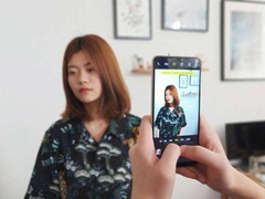 vivo Y85拍照实测:千元机也能玩转AI 拍大片