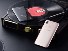vivo Y85全面屏手机图赏 千元就能体验到X21的感觉