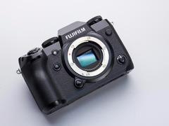 拍照视频都在行 富士旗舰微单X-H1机身售12790元