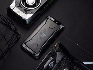 超前设计感的炫酷外观设计 黑鲨游戏手机开箱图赏