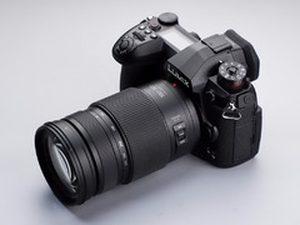 最专业的M4/3顶级微单 松下LUMIX G9外观图赏