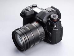 可拍摄8000W像素照片 松下顶级旗舰微单LUMIX G9促销
