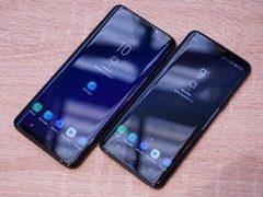 智能手机最新排行榜:三星S9第一,iPX仅第八