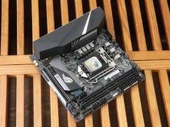 颜值依旧在线 华硕 ROG STRIX H370-I 主板开箱