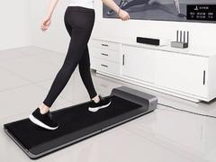 1699元!小米众筹新品WalkingPad轻运动走步机