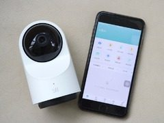 小蚁智能摄像机3云台版体验:AI云检索更强大