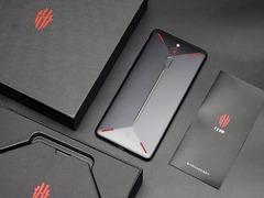 1680万色幻彩RGB灯带 努比亚红魔电竞游戏手机五一开售