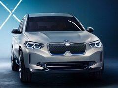 每周电动出行资讯盘点:宝马纯电SUV iX3发布