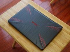 黑红浪潮来袭!时尚硬派笔记本华硕FX80火陨版图赏