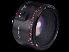 这个红圈很眼熟 永诺推出第二代YN 50mm F1.8 II镜头