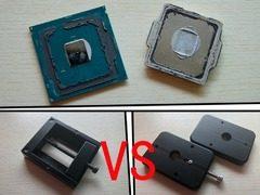CPU开盖哪家强?低价国产神器 VS 高价进口设备