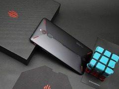 幻彩RGB灯带 专业级电竞 努比亚红魔电竞游戏手机明日开售